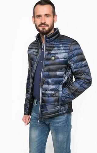 Демисезонная куртка камуфляжной расцветки