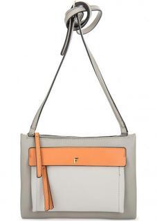 Маленькая сумка на молнии через плечо Fiorelli
