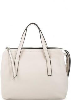 Кожаная сумка с короткими ручками Gianni Chiarini