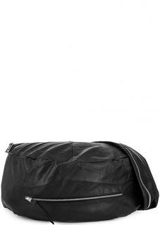 Вместительная сумка с широкой плечевой лямкой Replay