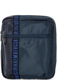 Маленькая сумка с широким плечевым ремнем Bikkembergs