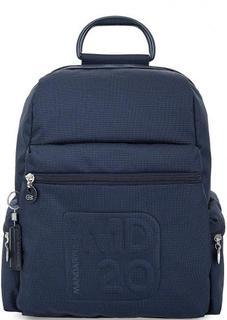 Текстильный рюкзак с одним отделом Mandarina Duck