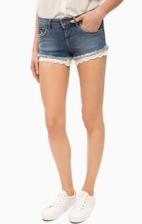 Короткие джинсовые шорты Superdry