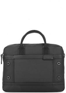 Черная сумка с отделением для ноутбука Calvin Klein Jeans
