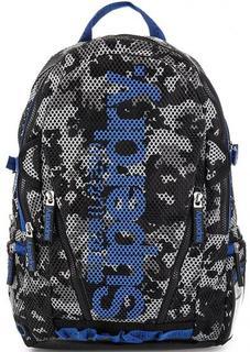 Вместительный текстильный рюкзак с камуфляжным принтом Superdry