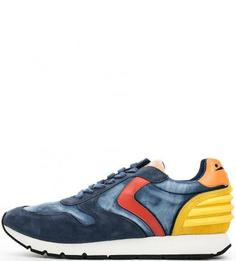 Кроссовки с разноцветными вставками Voile Blanche