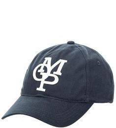 Хлопковая бейсболка с логотипом бренда Marc Opolo
