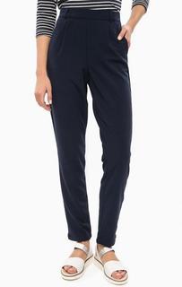 Зауженные брюки синего цвета Lerros