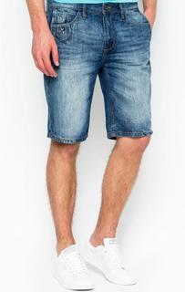 Синие джинсовые шорты Lerros