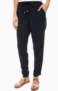 Зауженные брюки синего цвета Tom Tailor Denim