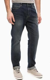 Синие зауженные джинсы с застежкой на болты Carhartt WIP