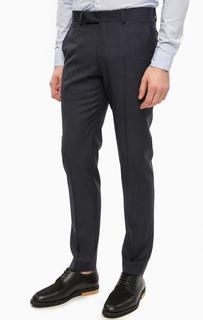 Классические синие брюки Lagerfeld