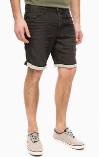 Черные джинсовые шорты Blend