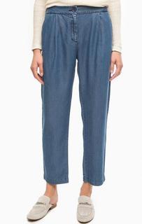 Укороченные джинсовые брюки Pennyblack