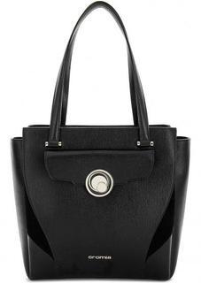 Кожаная сумка с длинными ручками Cromia