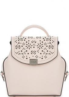 Розовый рюкзак с откидным клапаном Cromia