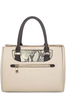 Кожаная сумка с двумя отделами Fiato Dream