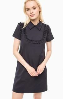 Однотонное трикотажное платье Paul & Joe Sister