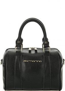 Черная сумка через плечо Fornarina