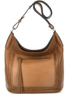 Кожаная сумка на скрытом магните Gianni Chiarini