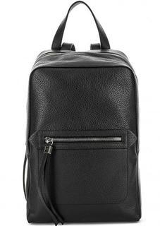 Кожаный рюкзак с одним отделом Gianni Chiarini