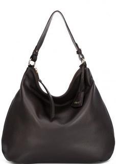 Кожаная сумка с одной ручкой и съемным ремнем Abro