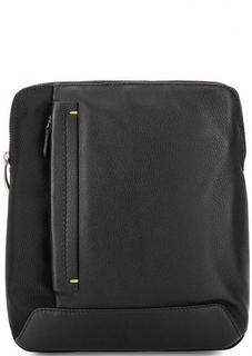 Черная сумка через плечо Gianni Conti