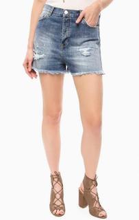 Короткие джинсовые шорты Pinko