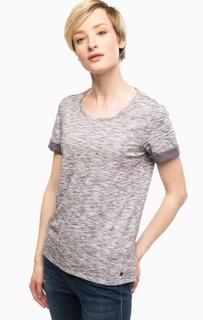 Серая трикотажная футболка S.Oliver