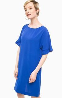 Синее платье свободного кроя Pennyblack