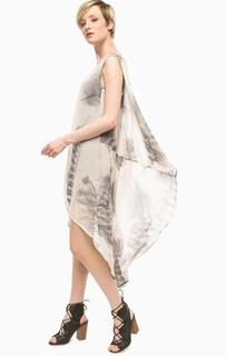 Платье с глубоким вырезом на спине Religion