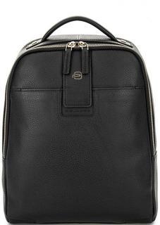 Кожаный рюкзак с отделением для планшета Piquadro