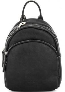 Черный рюкзак на молнии Picard
