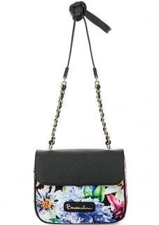 Маленькая разноцветная сумка через плечо Braccialini