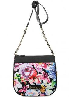 Разноцветная текстильная сумка через плечо Braccialini