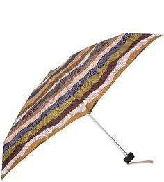 Разноцветный зонт в полоску Zest