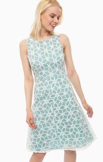 Приталенное платье с вышивкой Sugarhill Boutique