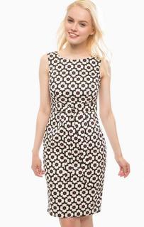 Приталенное платье с цветочным принтом Sugarhill Boutique
