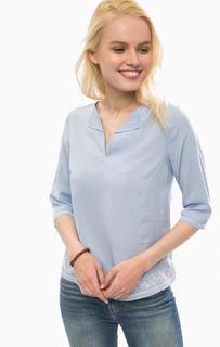 Блуза из вискозы с вышивкой Sugarhill Boutique