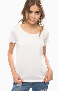 Базовая хлопковая футболка Lerros