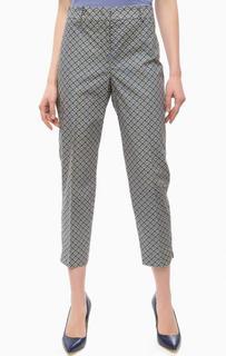 Укороченные брюки из хлопка Pennyblack
