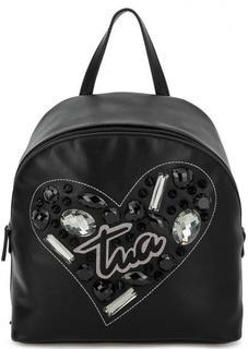 Рюкзак на молнии с одним отделом Braccialini