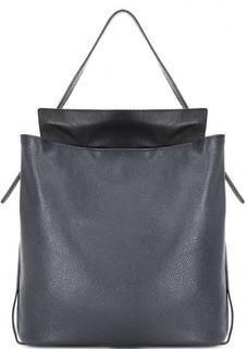 Кожаная сумка с двумя отделами Gianni Chiarini