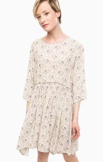 Платье с присборенной юбкой Think Chic