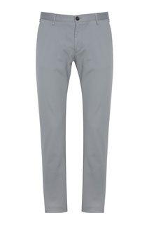 Хлопковые брюки Rice Hugo Boss