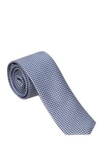 Шелковый галстук Travaller Hugo Boss