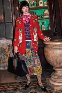 Шерстяной кардиган Gucci