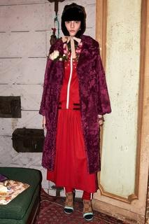 Плиссированная юбка Gucci