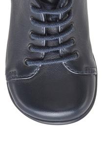 Кожаные ботинки-дерби Nioupi Primo POM Dapi