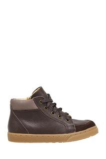 Кожаные ботинки Ten Base Lace 10 IS